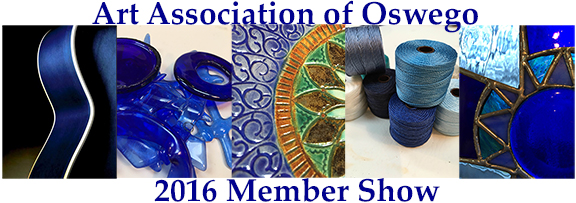 Members' Show Reception @ Oswego Arts Center | Oswego | New York | United States